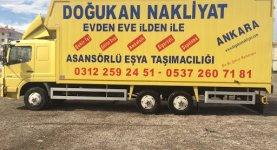 Ankara Doğukan Nakliyat