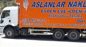Ankara Aslanlar Nakliyat