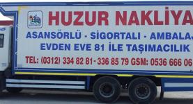 Ankara Huzur Nakliyat