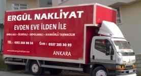 Ankara Ergül Nakliyat