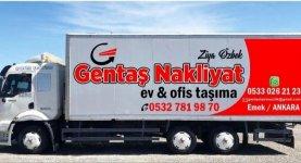 Ankara Gentaş Nakliyat