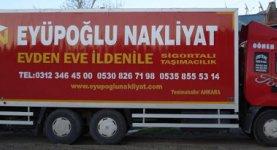 Ankara Eyüpoğlu Nakliyat