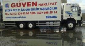Ankara Güven Nakliyat