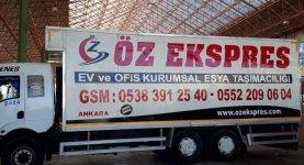 Ankara Özekspres Nakliyat